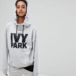 Ivy Park Grey Hoodie